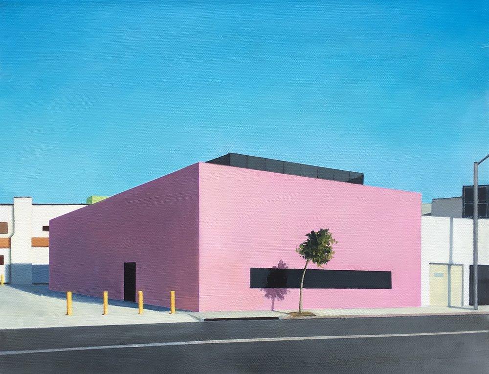 Pink Storefront