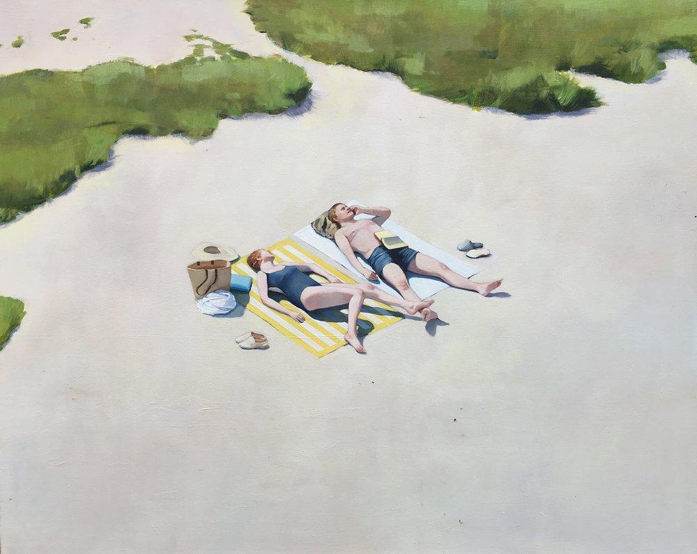 The Beach Goers