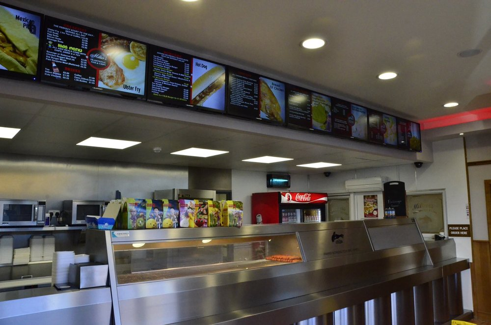 Millar's Fish & Chip shop