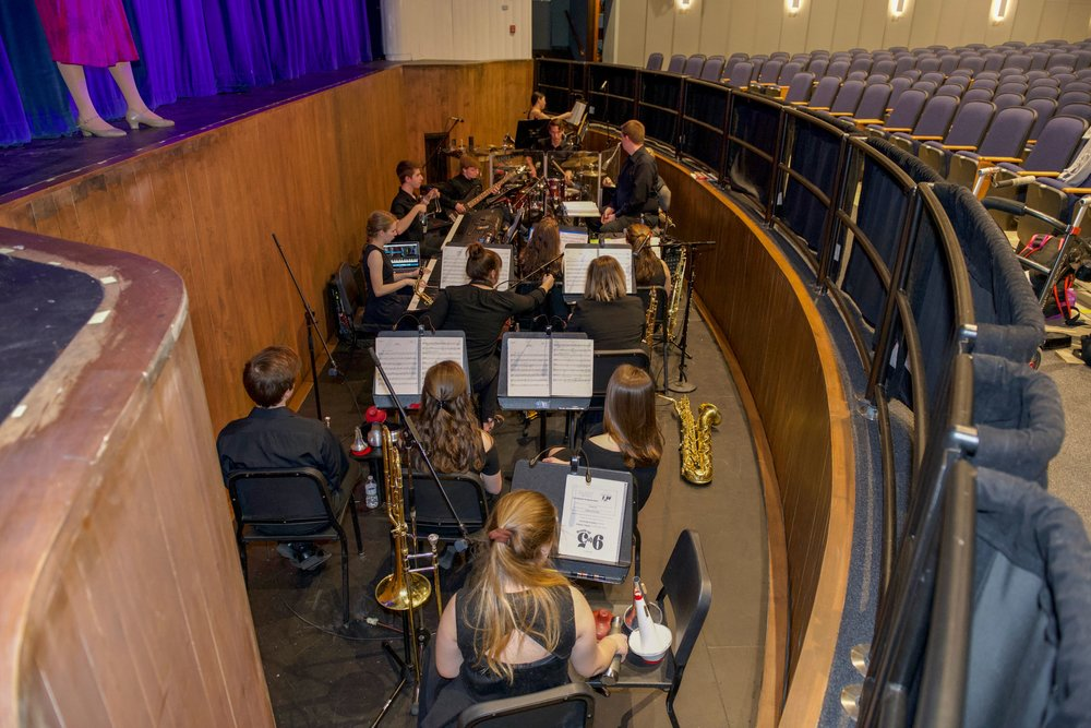 Program Curriculum & Philosophy - The Prospect High School Orchestra's curriculum is developed to engage students through a variety of ensemble experiences and to provide opportunities for students to develop as individual performers.