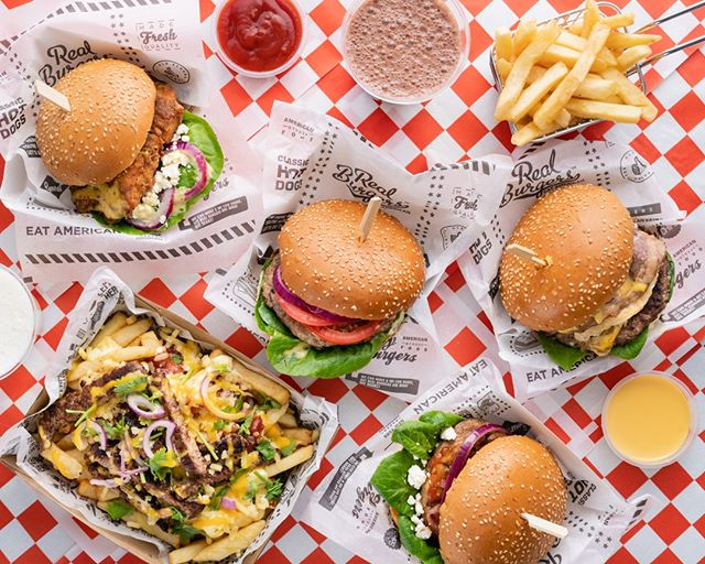 Bring the family down and join us as we picnic at the @fromageatroisfestival this Sunday, 24th March! We will be serving all of our moorish burgers with their cheesy pourovers and loaded fries. See you in the sunshine Melbourne ☀️ 🍔