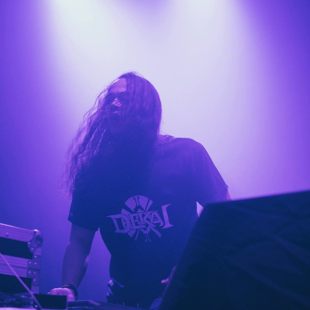 Dekai - As a recognized producer in the Salt Lake City, Dekai is known for pushing a broad variety of sounds and genres in an all original, journey style live performance that will take you deep into the depths and back.