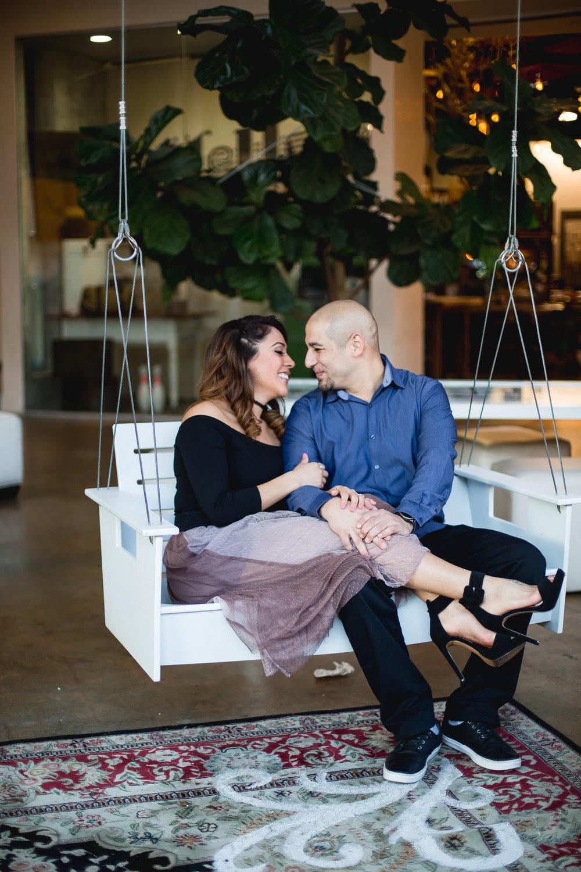 randy & Adrianne - the lab // Costa Mesa, CA