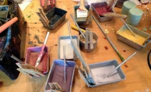 Encaustic tools