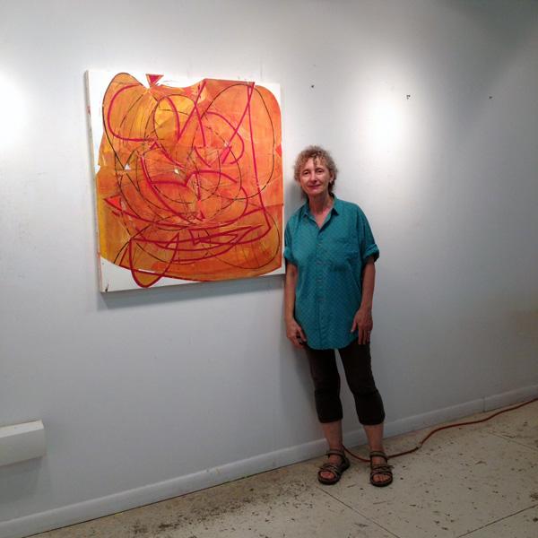 Mary Didoardo Studio Visit