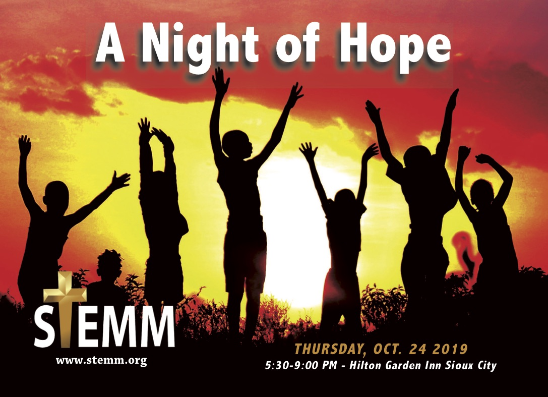 A Night of Hope - STEMM Annual Auction — STEMM