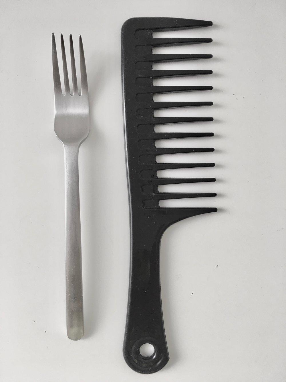 essential weaving tools loom comb