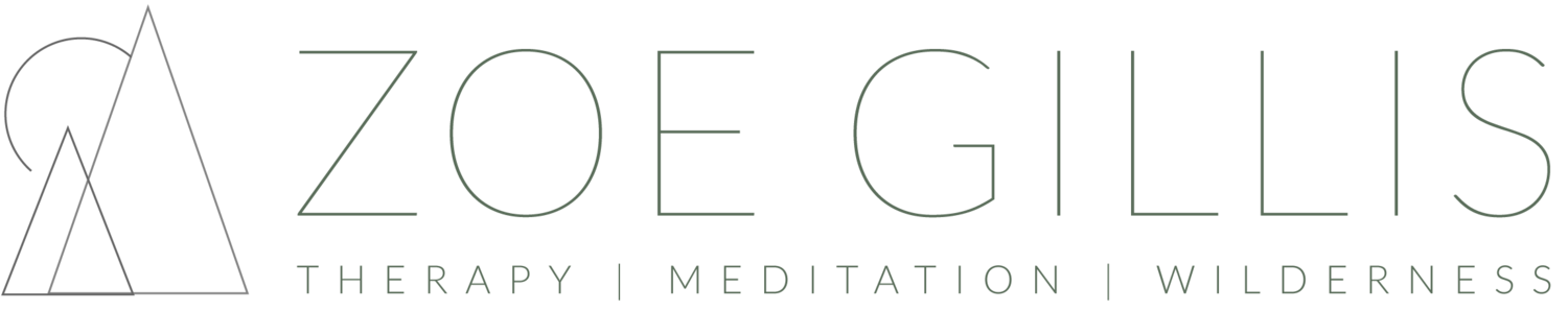Zoe Gillis | Mindfulness Based Counseling & Retreats