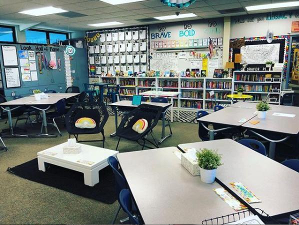 Hello-fifth-clasroom-library