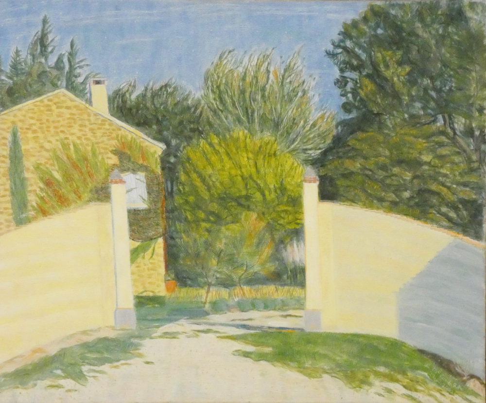 Leonard McComb_Afternoon Sunshine, Provence small.png