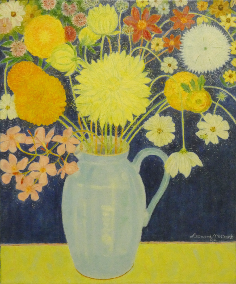 Leonard McComb_Garden Flowers, Provence (2).png