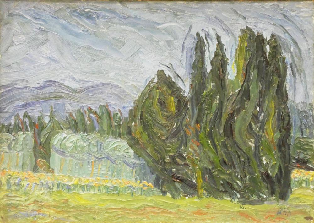 Leonard McComb_Landscape, Southern France (2).png