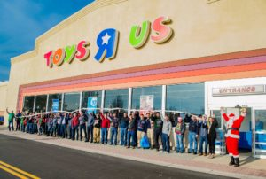 Toys for Tots drive group lineup
