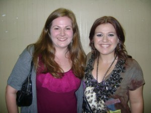 Me with Kelly!