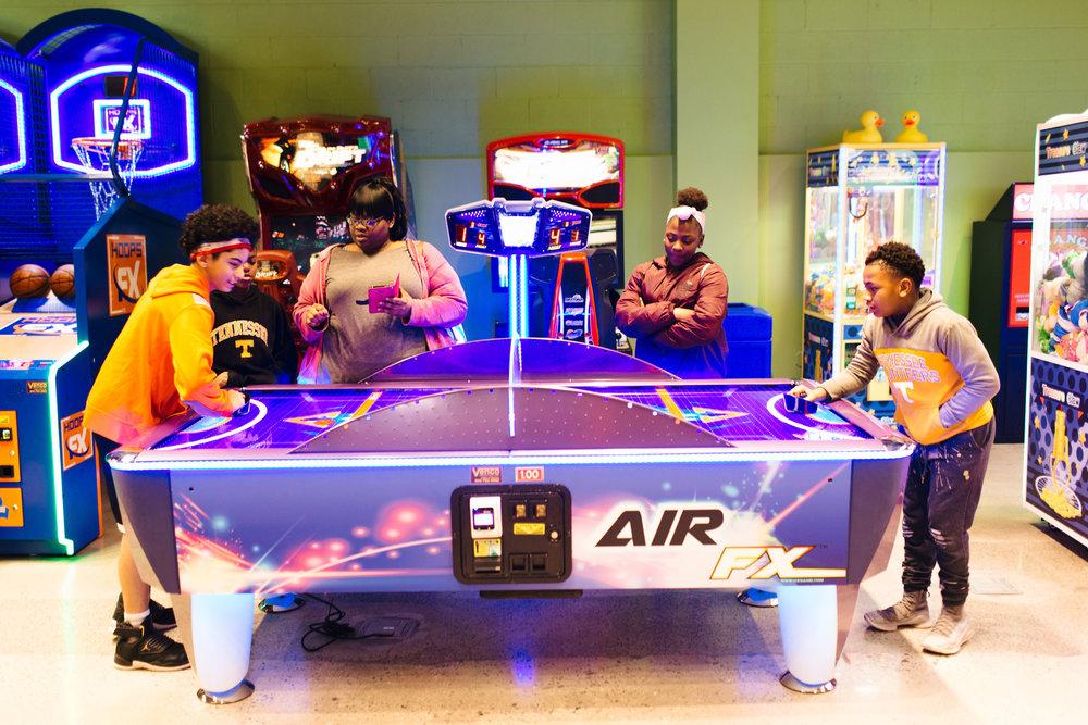 Arcade Alley -