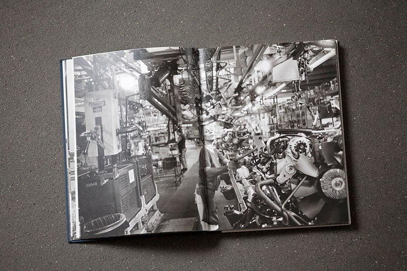 Truck Assembly Plant, Flint, Michigan, 2003