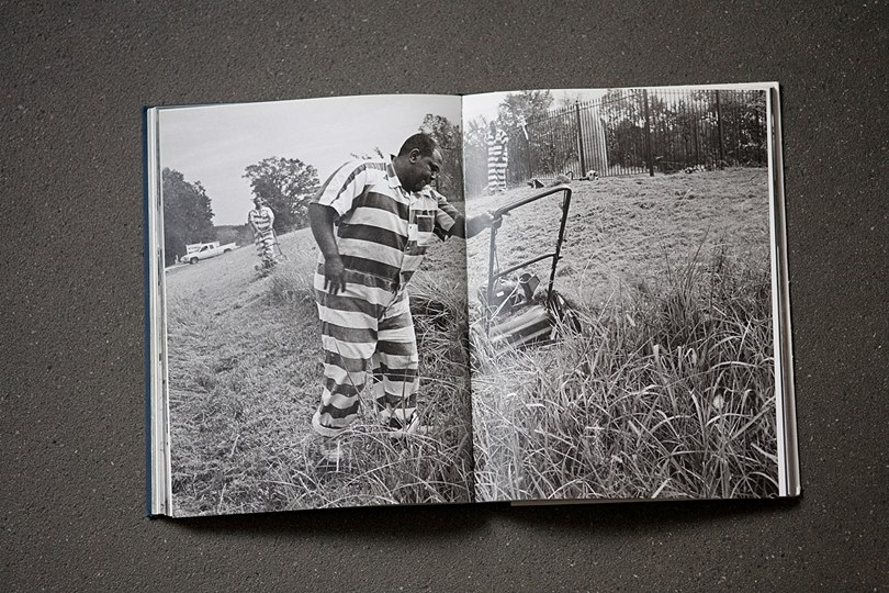 Between Selma and Montgomery, Alabama, 2009