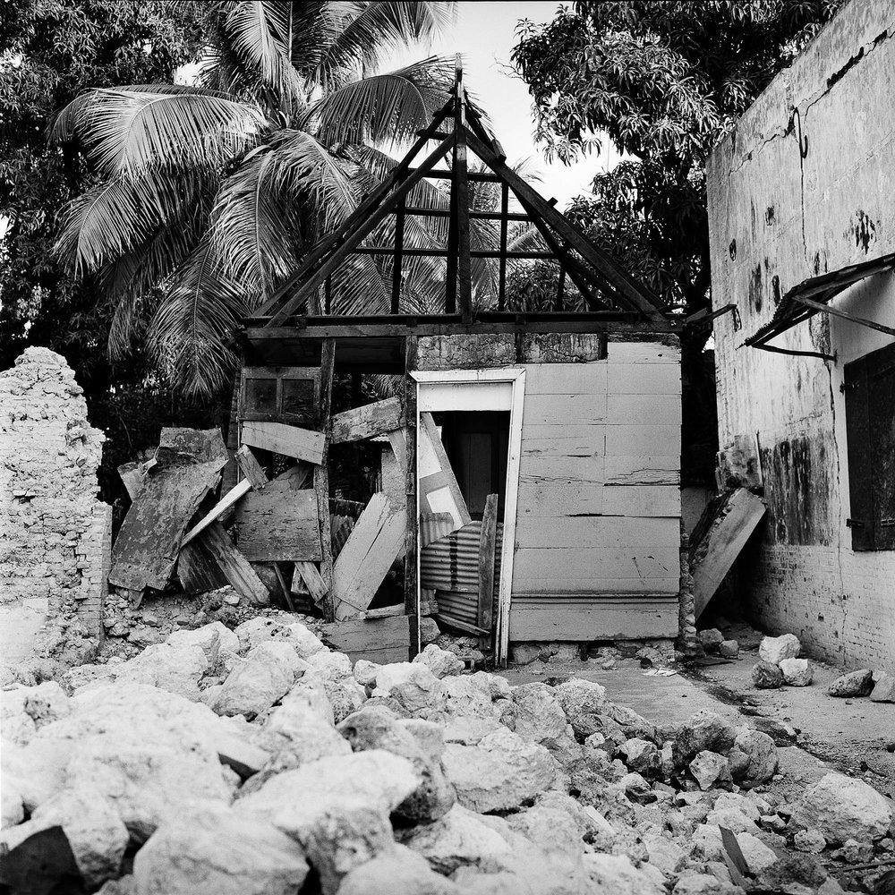 Grand Rue, Petit-Goave, Haiti, 2010