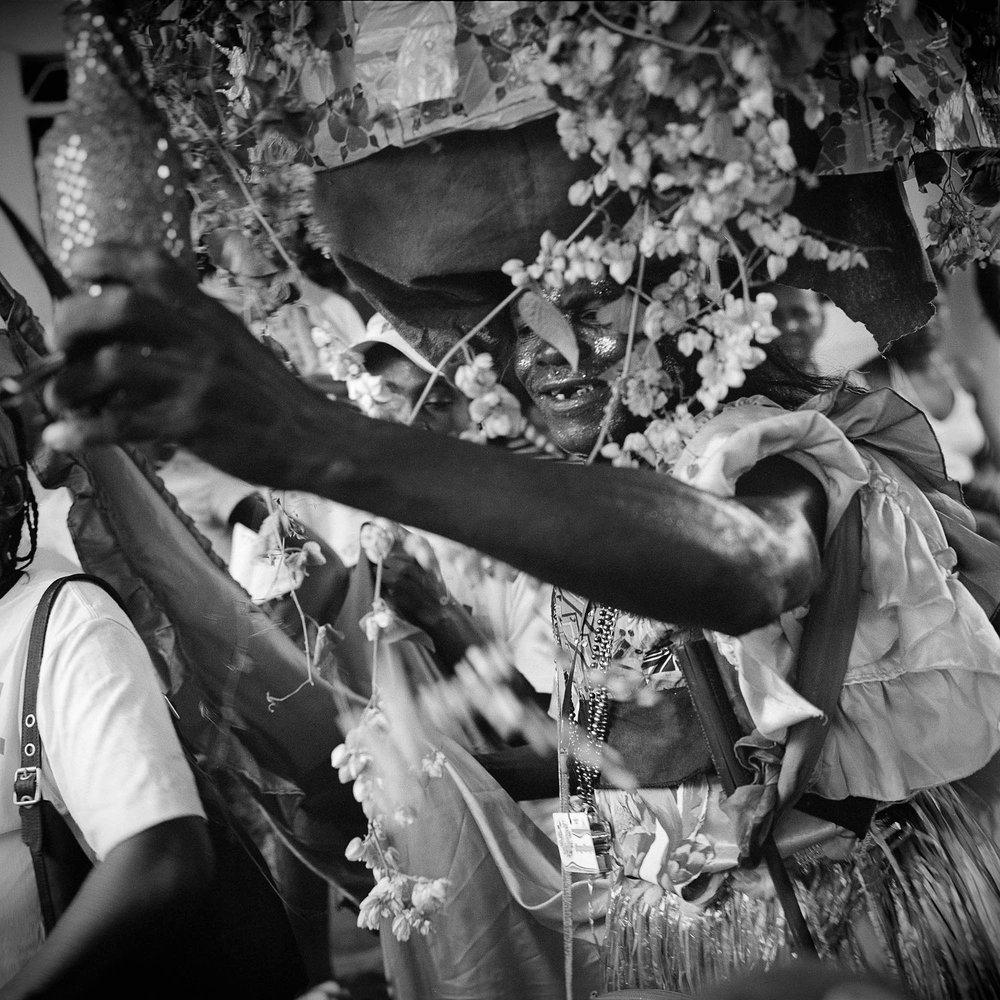 Bunda pa bunda, Jacmel, Haiti, 2013