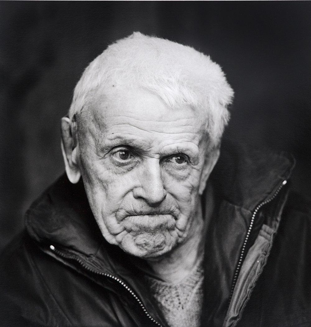 Werner Zulliger, retired farm worker,