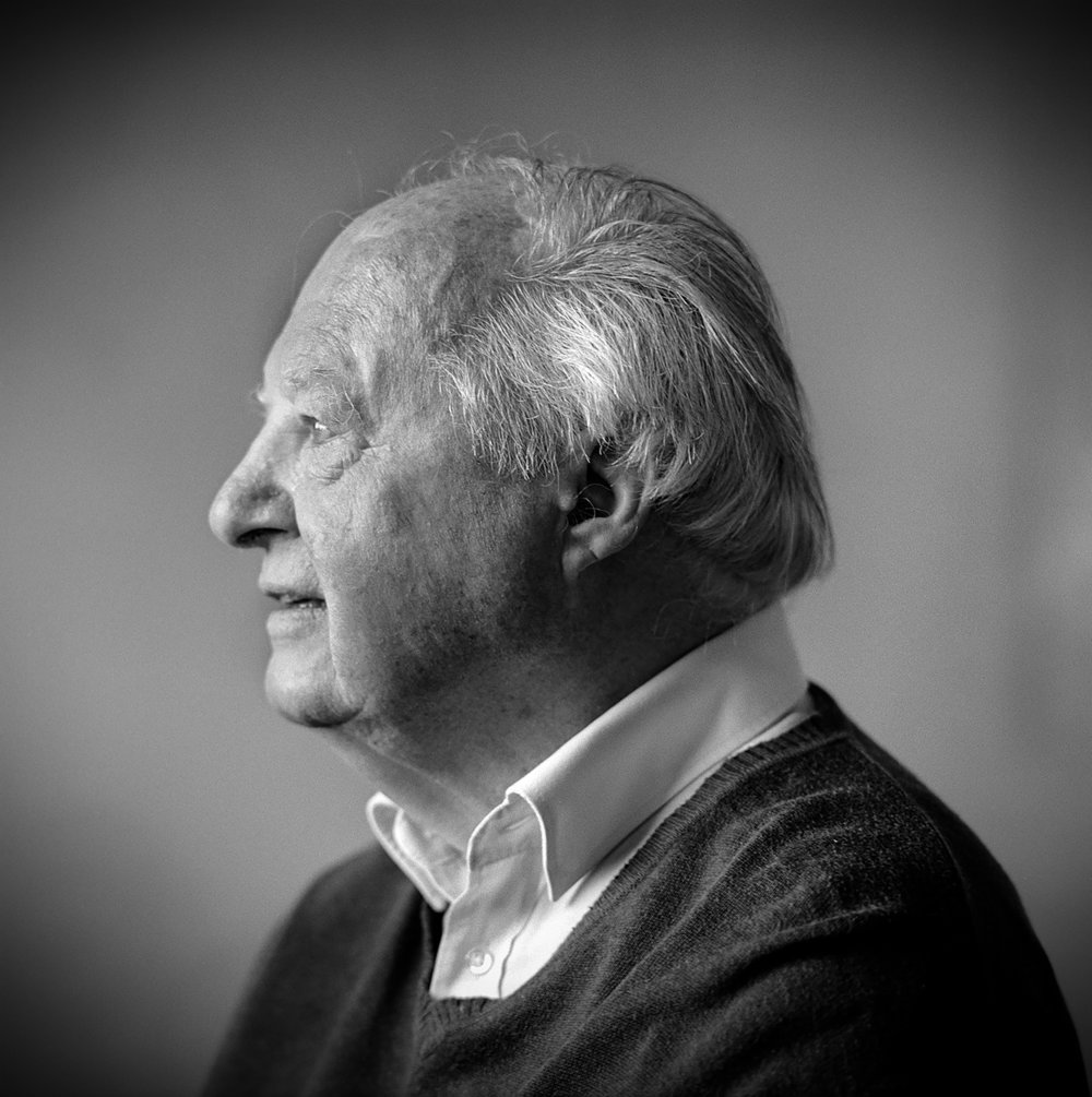 Arnold Hottinger, Journalist and Author, 2013