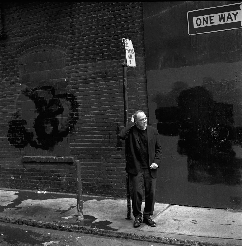 Bruno Ganz, San Francisco, for The New Yorker, 2005