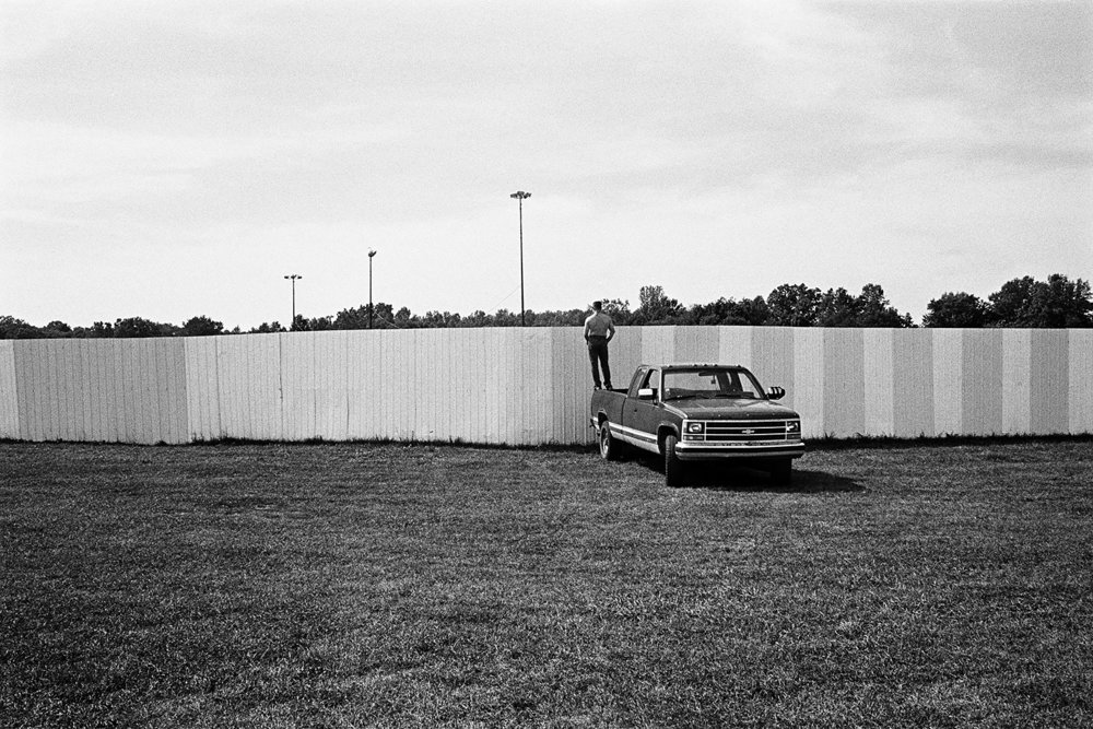 Auto City Speedway, Clio, Michigan, 2003