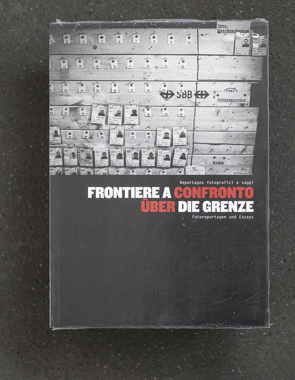 Frontiere a confronto/Über die Grenze