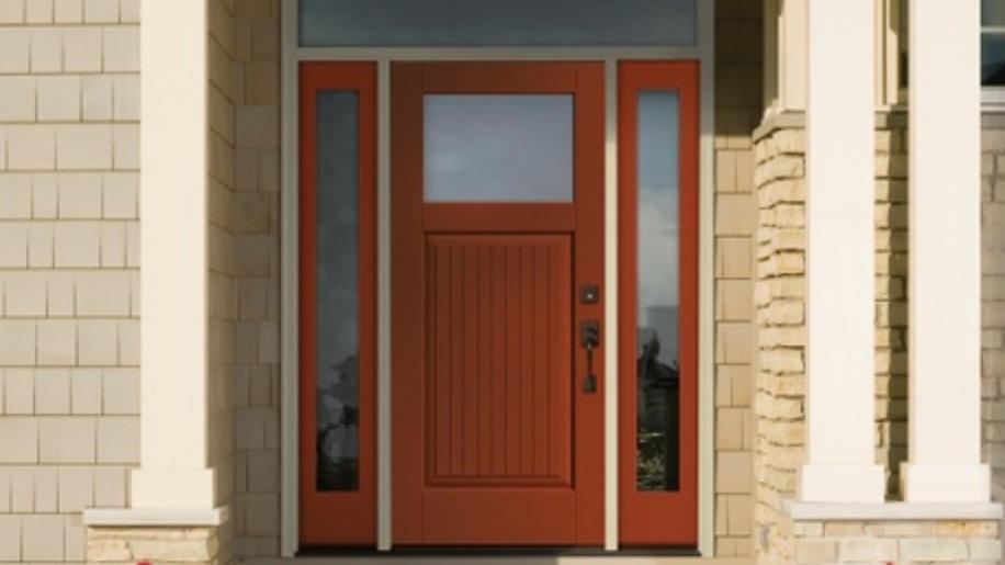 EXTERIOR DOORS -
