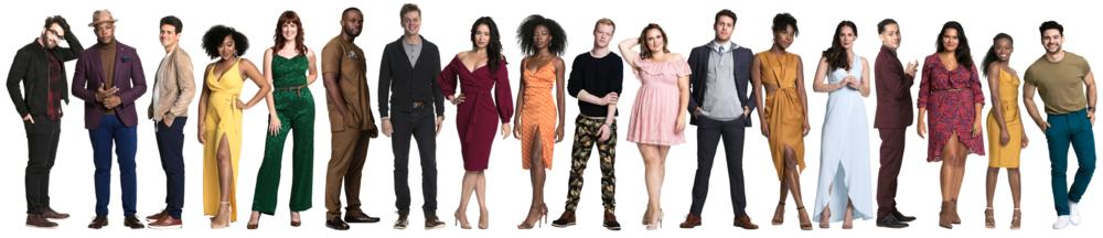 Columbia's 2019 MFA Actor Showcase