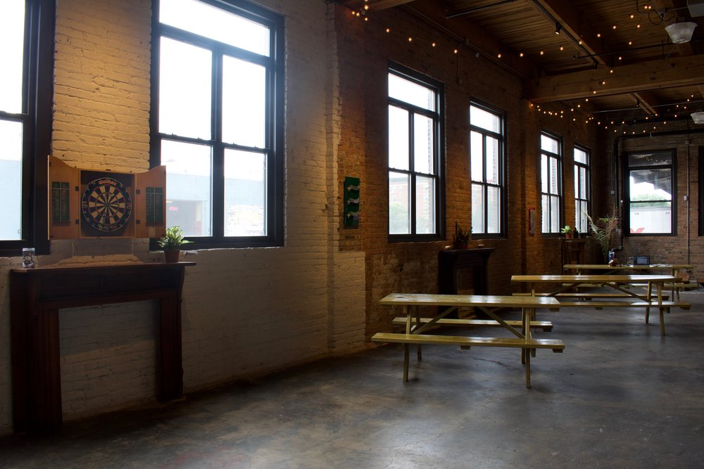 Reservations    We offer reservations for groups of up to sixty people during business hours. Patio reservations available this Spring, including BBQ and beer packages for your next tailgate!