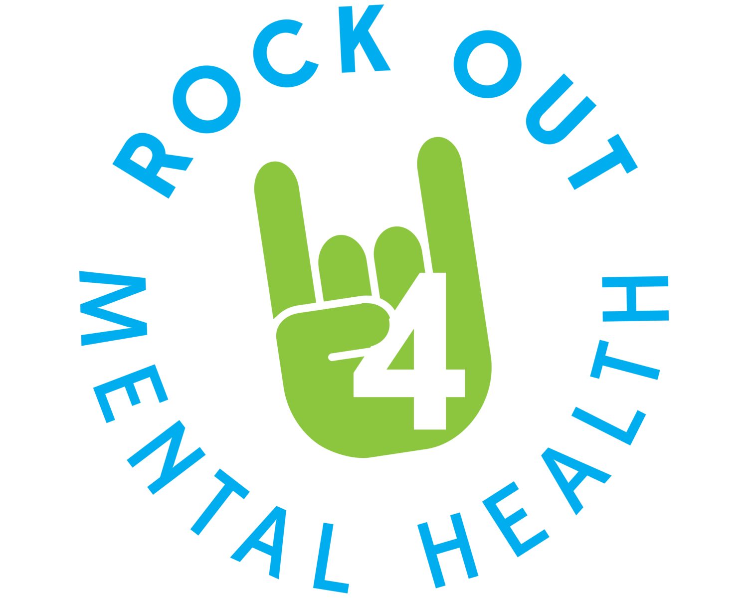 Rock Out 4 Mental Health