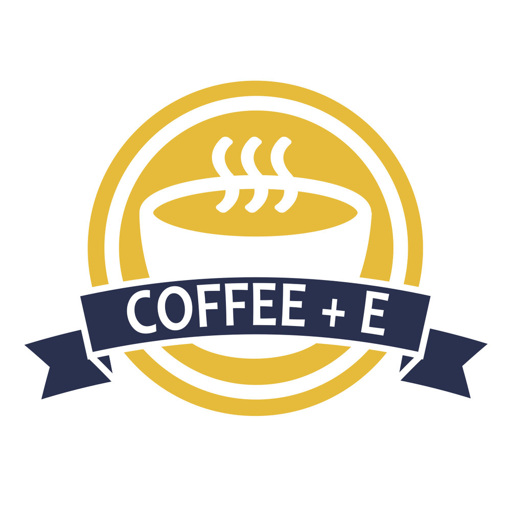 COFFEE + E   Coffee+E is a bi-monthly morning networking event. The event gives entrepreneurs, creatives, inventors, and innovators a time to establish relationships and engage in creative collisions.