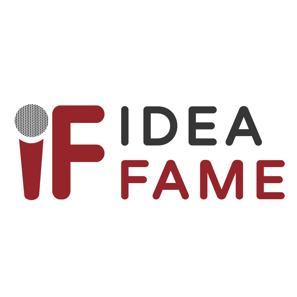 IDEA FAME LIVE   An Idea sharing competition. Anyone can enter for $10 and win $10,0000.