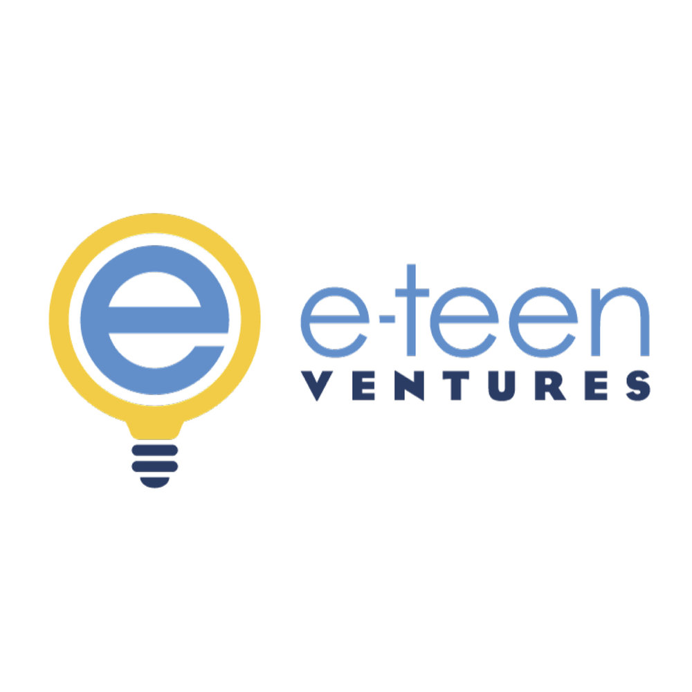 E-TEEN VENTURES   E-Teen Ventures engages and empowers students by teaching them how to start and run a business. The program is a highly competitive, one week camp over the summer where students learn through interaction and experiences shared from inspiring local businesses and successful startup founders from around NWA. At the end of the week, students apply what they learn through a team pitch competition.