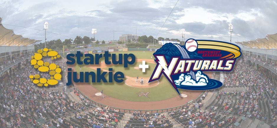 Startup Junkie Teams Up with NWA Naturals for Startup Night at