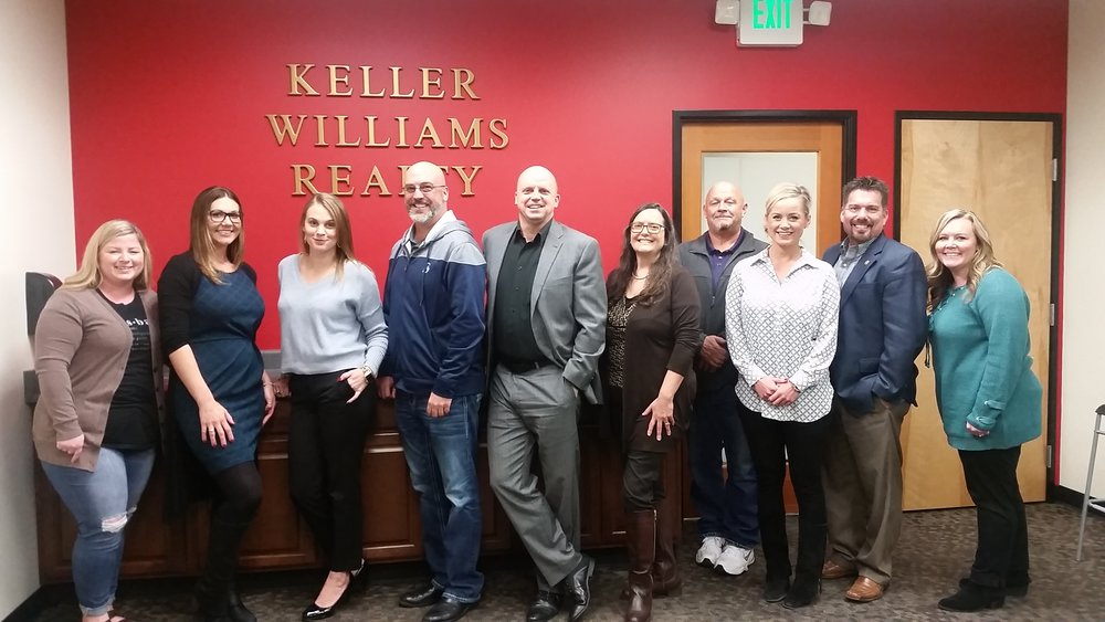 January - KELLER WILLIAMS REALTY - PUYALLUP, WALate last year, we were approached by Katie England, from Keller Williams of Puyallup, as their office of realtors were looking to help a family in need, during the holiday season. We were able to link them with one of our moms, who had recently fled a domestic violence situation from another state and arrived here with nothing. She was pregnant with her third child, working, going to school, and living with relatives. She really needed help getting started in her own place, as she didn't have enough money to get into an apartment, much less furnish it or purchase the things she needed for the baby she was expecting.We have to say, the staff at this Keller Williams office have beautiful hearts. They gave so generously of their time and resources. In January, we were able to not only help this young mother locate and get into an apartment but also furnish it, for her sweet family. Katie continued to stay in contact with this mom and provided support and encouragement throughout this challenging transition. To see this community of people come together and go above and beyond to care for one of our Step By Step families is amazing! Thank you so much!