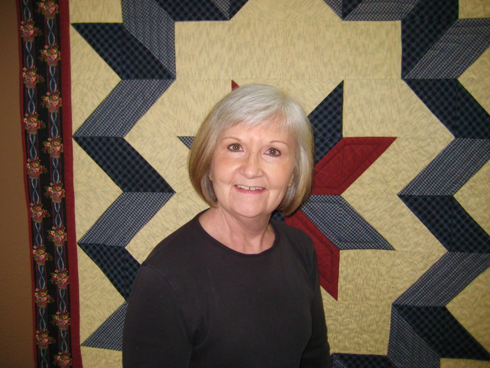 """March - Donna ButtsSome people come into your life, and you don't know how you ever got along without them beforehand! For us, one of those people is Donna. She started volunteering with us and has completely embraced all we have asked her to do. She takes great care with helping to keep our baby room organized, which is no small feat. She calls it her """"labor of love"""" and it certainly is! Donna, we are so thankful to have you as part of the Step By Step Volunteer Family. Thank you for all that you do for us - we couldn't do it without you!"""