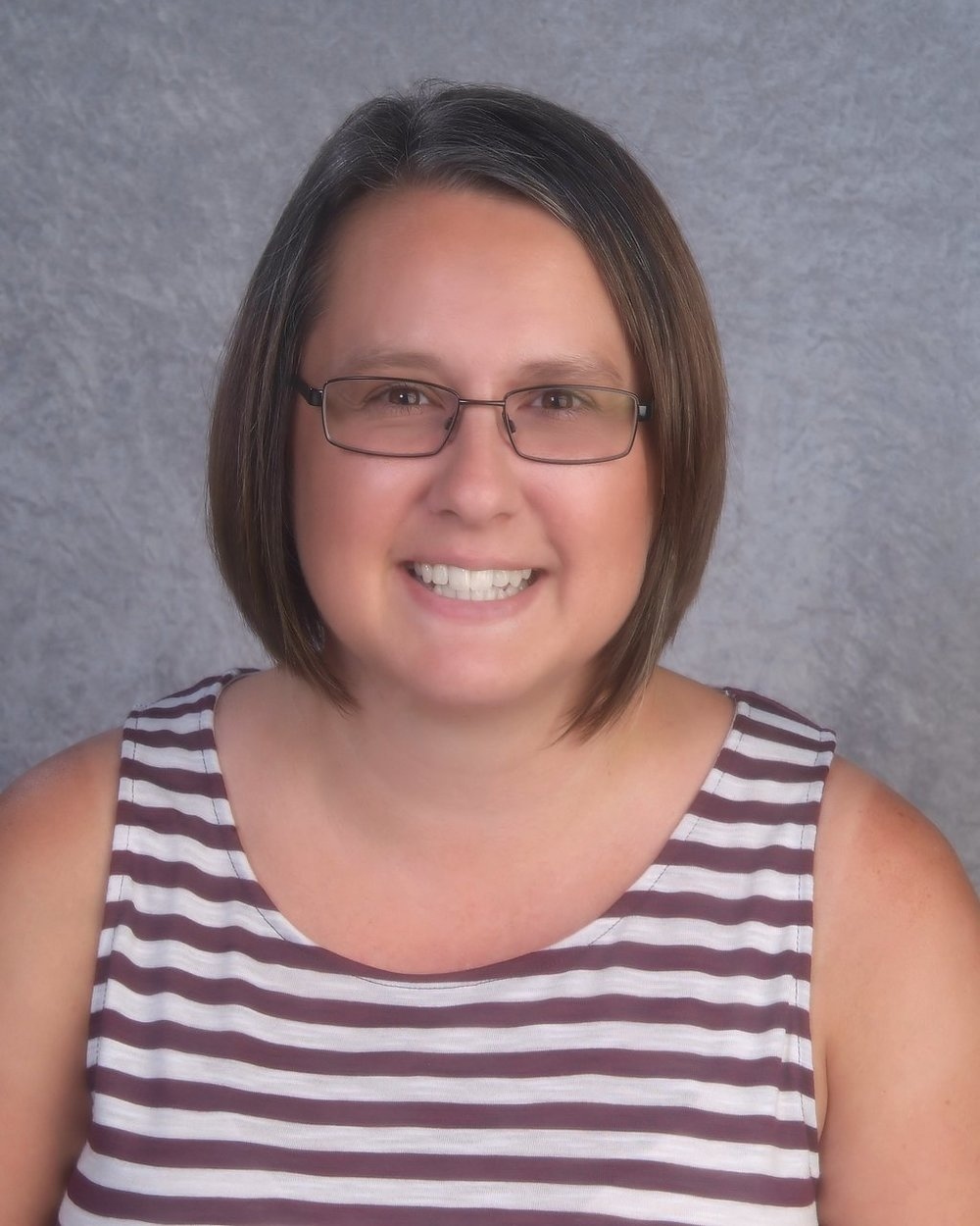 June - Heather VolkersHeather serves in an official capacity on Step By Step's Housing Board, but she has been generously volunteering her time and expertise for over 10 years. She is a lead committee member and heads up the registration and checkout team for our annual fundraising dinner and auction. She has volunteered at our Mother's Day events and at our annual 5k Walk/Run as both a volunteer and a Team Captain for the awesome Stepping Stars team. She leads and trains volunteers, assists with countless admin projects, and she recently helped organize and run our Summer Family Picnic and Free Yard Sale for our moms. She is always jumping in to help, and we literally do not know what we would do without her. Heather, you are amazing!