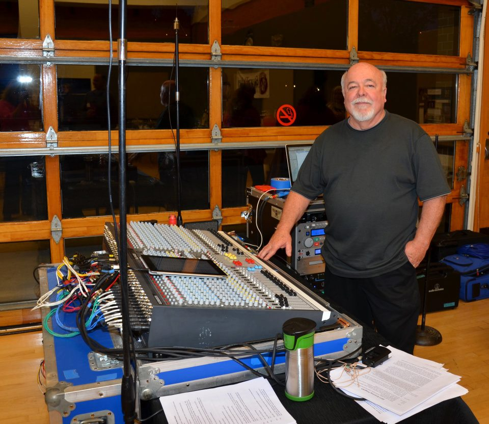OCTOBER - Roy DintelmanRoy Dintelman is an ongoing supporter of Step By Step. He has not only managed our database and billing system for over 15 years, but he also provides Audio Visual equipment and management for many of our events!He recently ran music and sound for our 5k Walk/Run in October. It would definitely not have been as fun without him! He kept everyone upbeat and excited in spite of the rain! Roy, you are invaluable!
