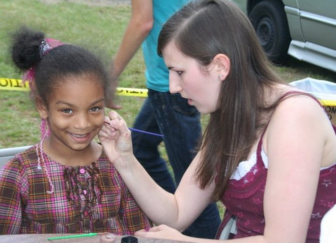 June - City Gate YouthCity Gate Youth teamed up to help serve the meal and provide child activities during our recent life skills classes. They were also a huge help in running this year's Family BBQ & free yard sale for our clients. They were instrumental in making this event run smoothly. They helped make this day extra special for our clients.