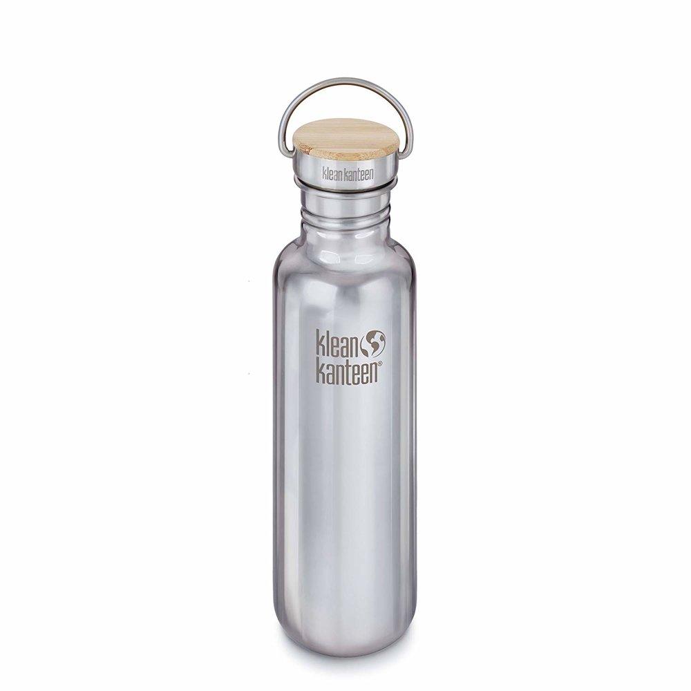 plastic free water bottle