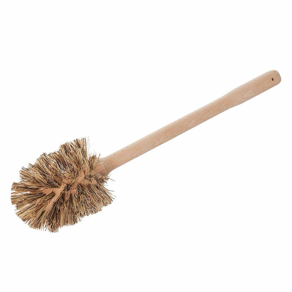 natural toilet brush