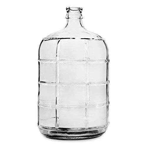 glass carboy for bulk water