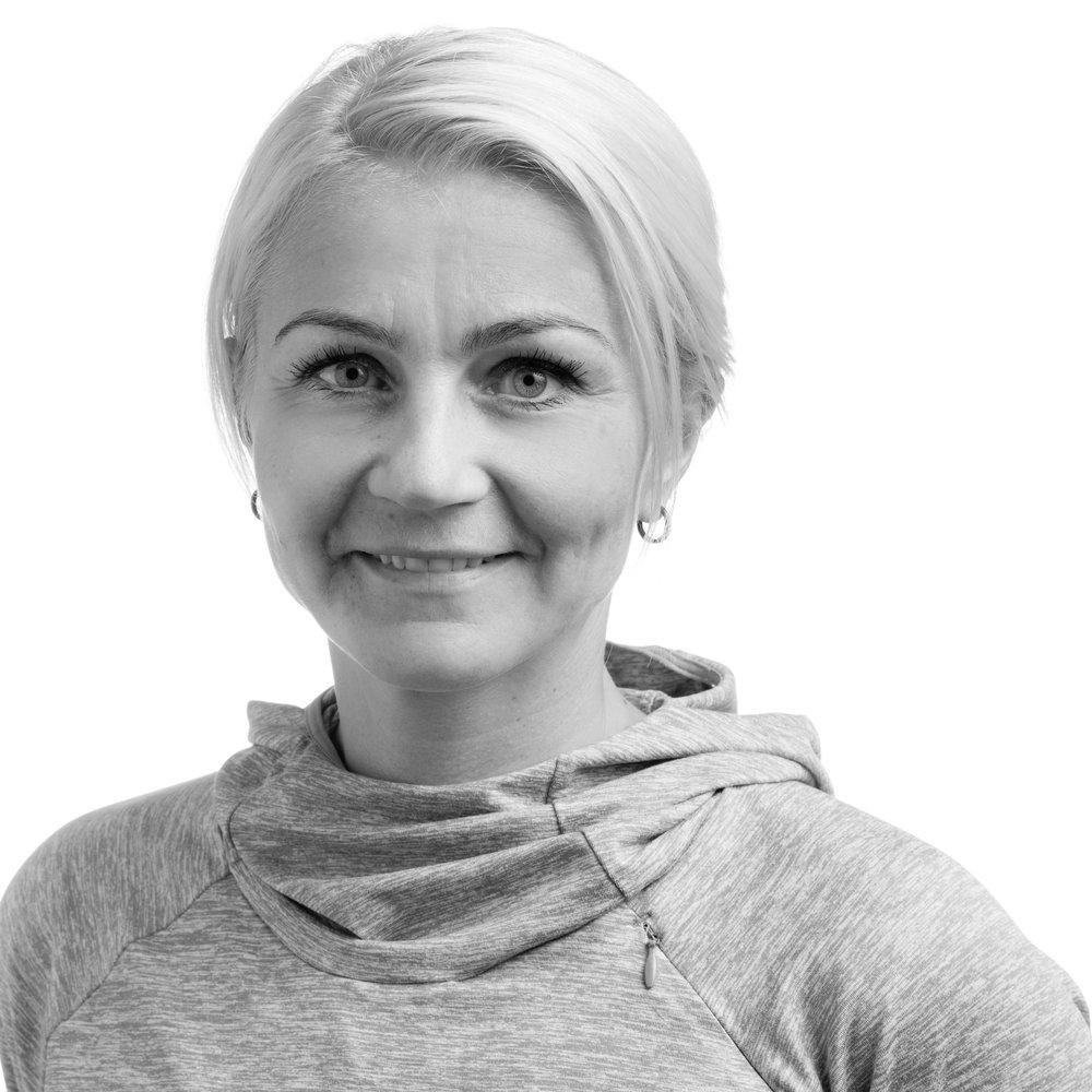 Anna Sólveig Smáradóttir  Sjúkraþjálfari