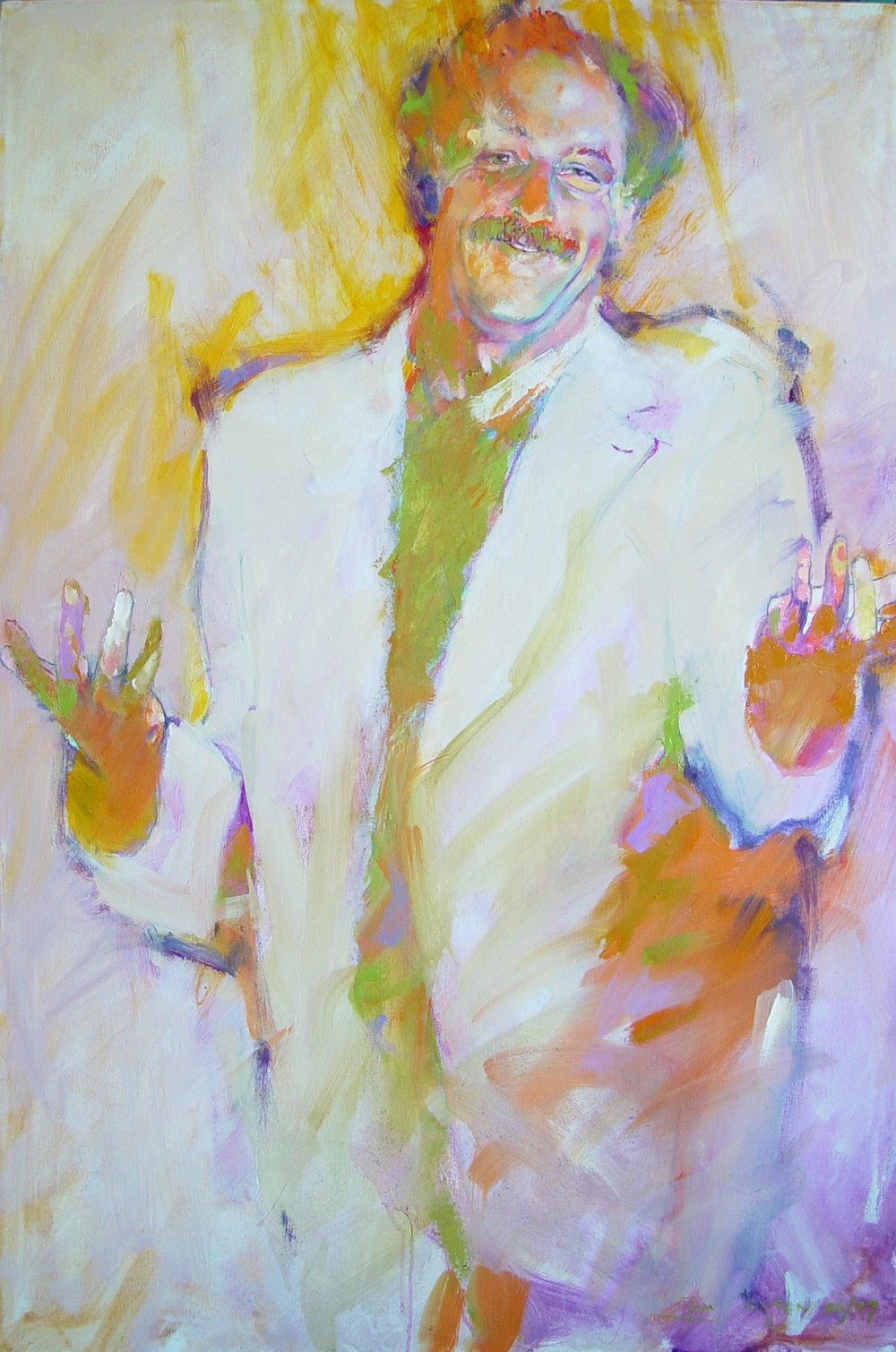 Paint 3. Larry Smith #3_Oil on Canvas_ 2006_36x24.JPG