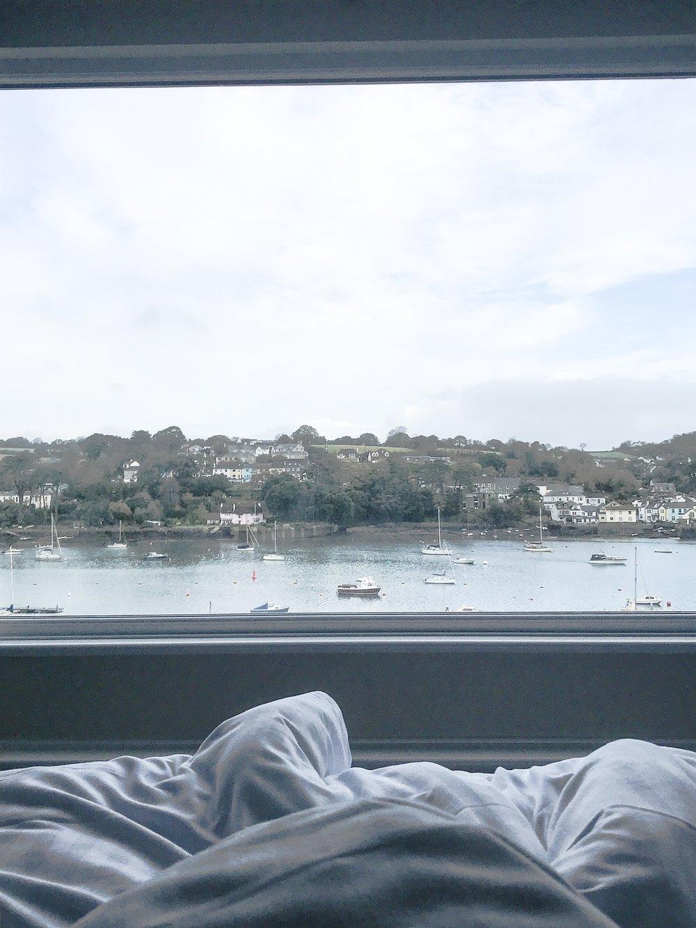 Cornwall hotels, the greenbank hotel