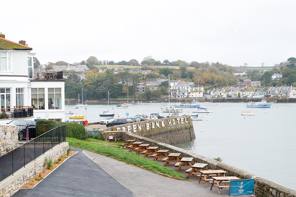 The Working Boat, Falmouth