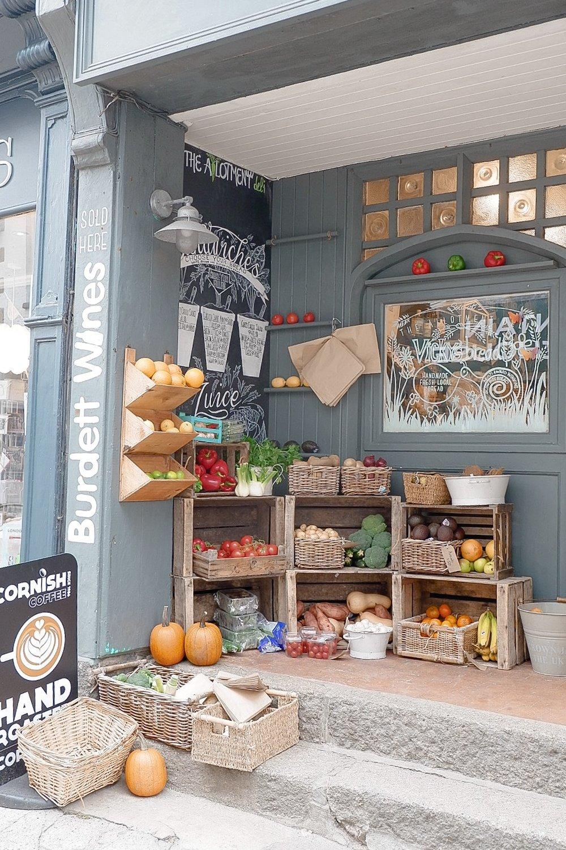 St Ives shops
