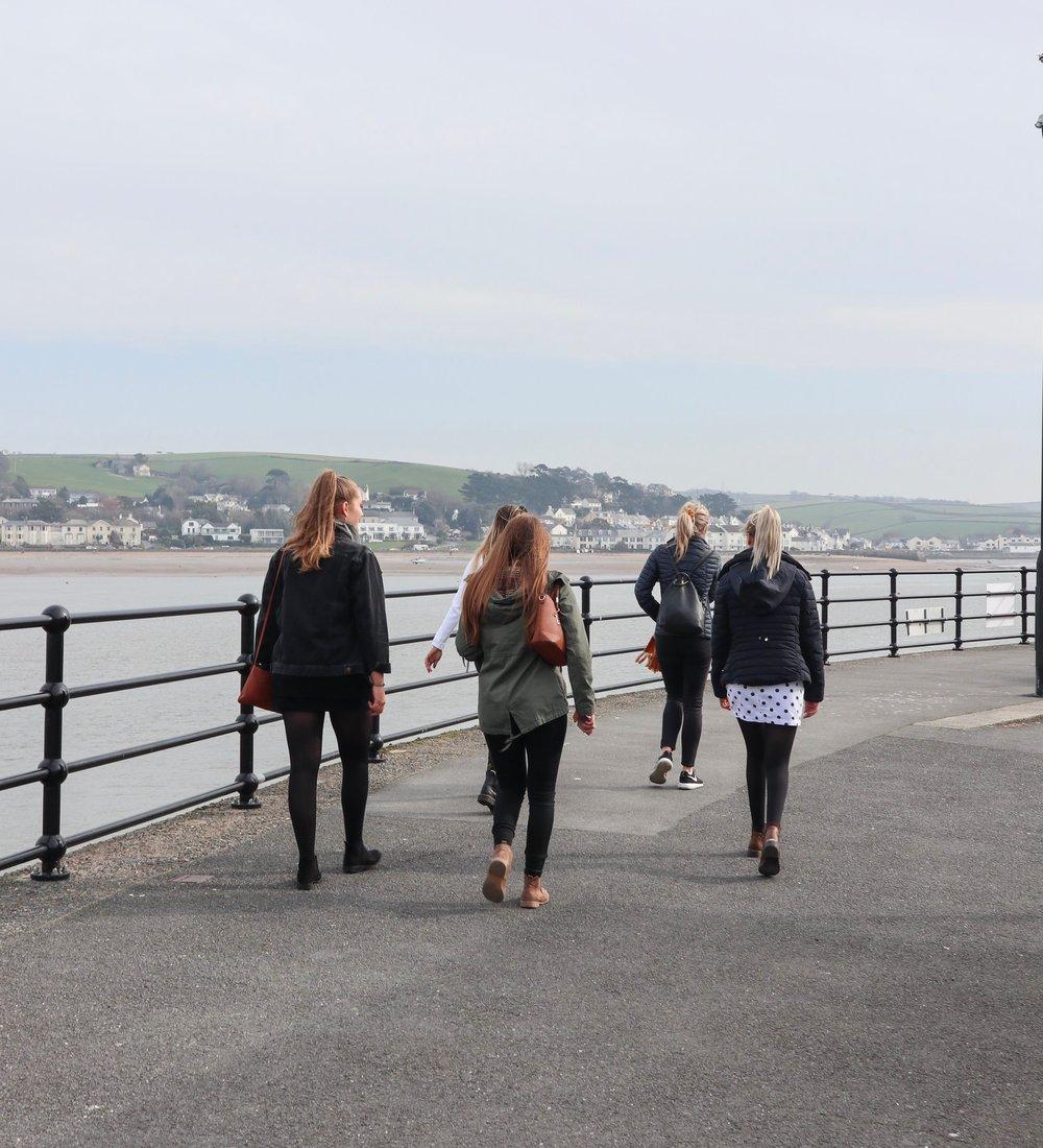 Girls+in+Devon